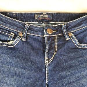 Silver Natsuki Women's Jeans
